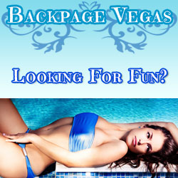 The girls at Backpage Vegas are out of this world.